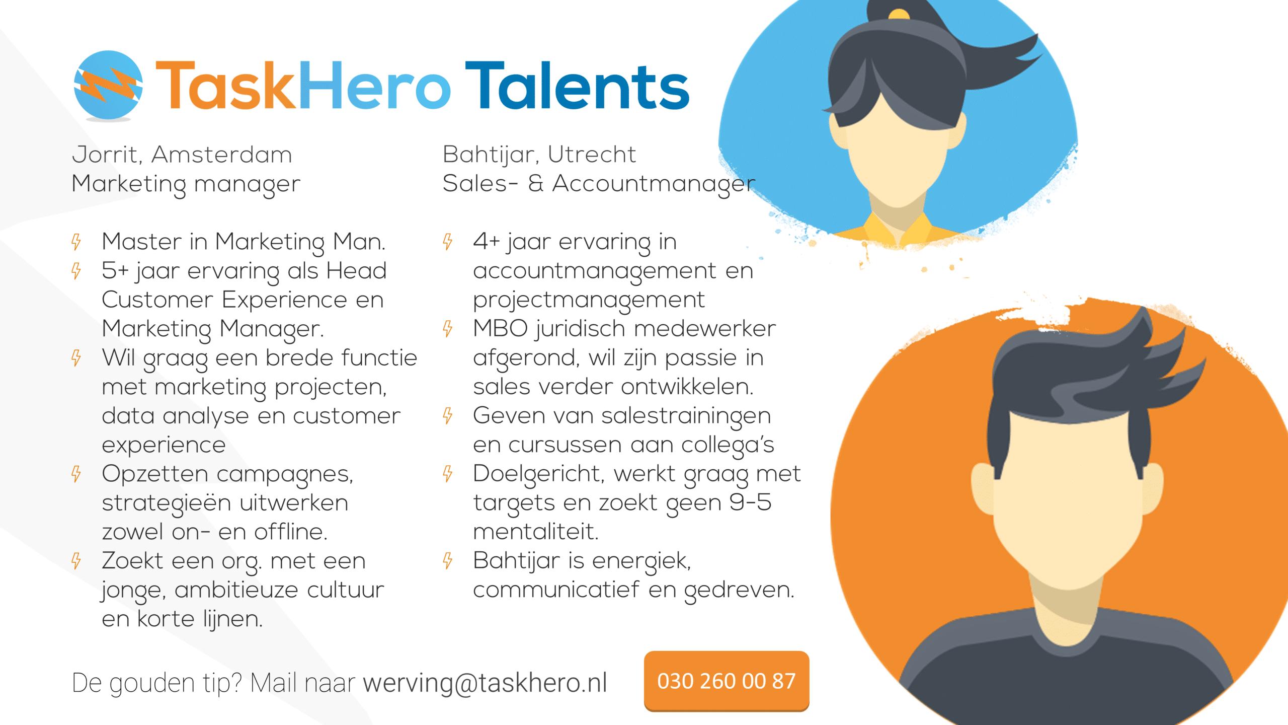 Takhero Talents 27-11-2018