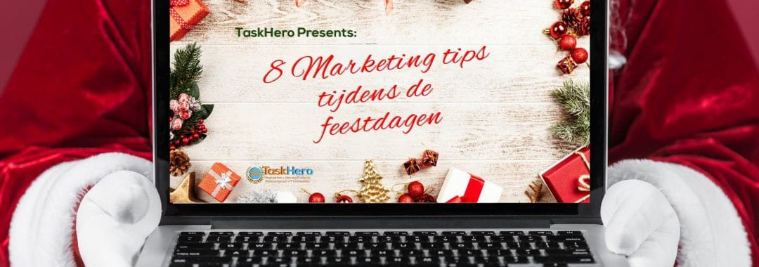 Blog marketing tips - feestelijke foto